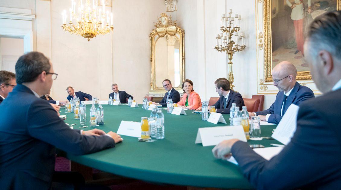 Bund Länder Konferenz